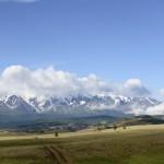 Kuray valley and Northern Chuy Ridge - Курайская долина и Северо-Чуйский хребет