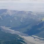"Before a narrow pass from Kuray to Chuy valley - На влёте в узкое ""горло"" между долинами"