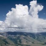 Interesting cloud - Интересное облачко