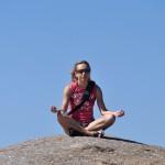 Pretending to be a yoga - Прикидываюсь йогой