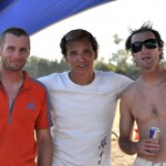 Gerd, Gerolf and Seppi