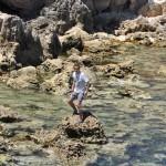 Gerolf in the lagoon - Герольф в лагуне