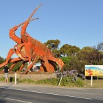 The Big Lobster - Огромный лобстер