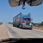 Long OZ truck - Длинная австралийская фура