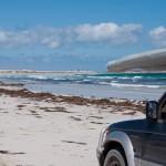 Driving on the beach - Езда по пляжу