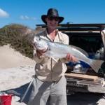 Local proud fisherman - Местный гордый рыбак