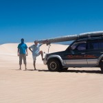 Ninjas of sand dunes - Ниндзя песчаных дюн