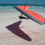Gerolf low over Sensation Beach - Герольф низко над Сенсационным пляжем