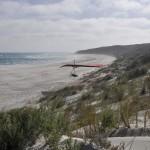 West side of Almonta Beach - Западная сторона пляжа Алмонта