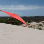 Tip touches the sand - Лопухом по песку