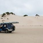 Long beach short dune - Короткая дюна Длинного пляжа