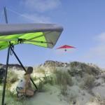 Flying at Almonta Beach - Полёты на пляже Алмонта