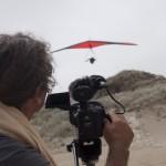 Lukas filming Gerolf - Лукас снимает Герольфа