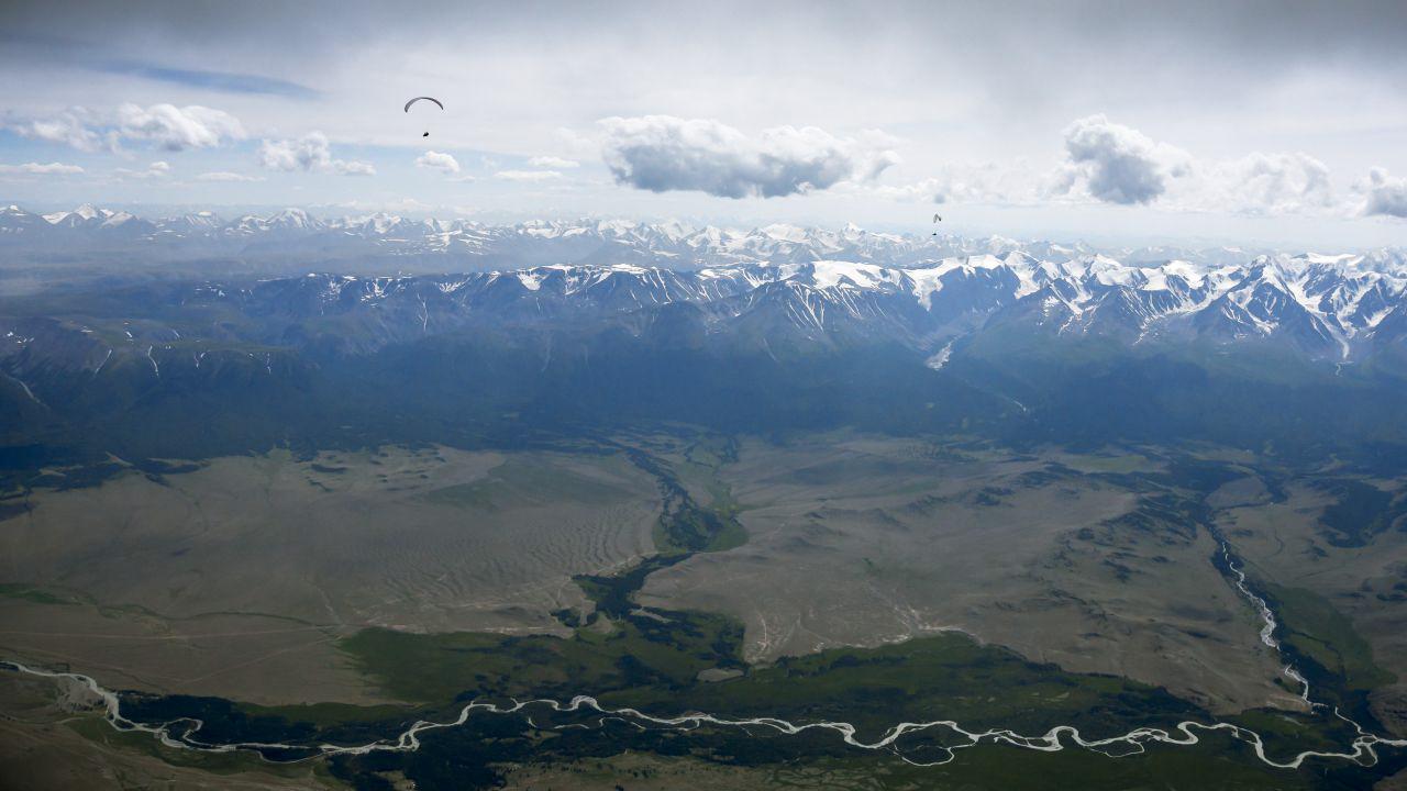 Kuray… Wild beauty and mountain flying in Russia - Курай... Дикая красота и горные полёты в России