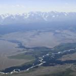 Chuya river in the Kuray valley - Река Чуя в Курайской долине