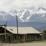 House in Kuray village - Дом в посёлке Курай