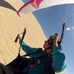 Theo de Blic doing Wagas at the Dune Du Pilat ~ Тео де Блик делает Вага на Дюне Де Пила