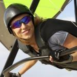 My most close flying portrait ~ Мой самый близкий лётный портрет