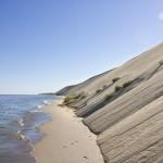 Steep slopes ~ Крутые скаты песка