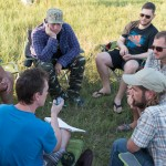 Andrey teaching ~ Андрюха ведёт предполётную