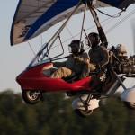 Evening flying ~ Вечерние полёты
