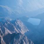 An alpine lake ~ Горное озеро