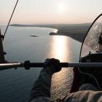 Admiring the sunrise ~ Любуемся восходом солнца