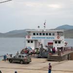 Olhon's ferry ~ Ольхонский паром