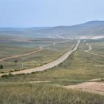 Olhon's highways ~ Многополосный ольхонский хайвэй