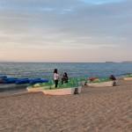 One of the Baikal's beach ~ Один из пляжей Байкала
