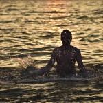 Splashing in Bailkal ~ Байкальские брызги