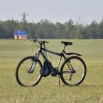 Tho wheels exchanded with two wings... ~ Променяли два колеса на два крыла
