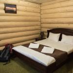 Inside of our cabin ~ Внутри нашего домика