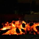 Barbecue coals ~ Угли для шашлыка