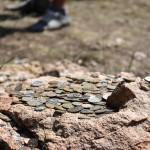 Coins for local spirits ~ Монетки для местных духов