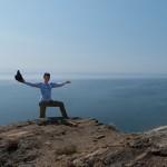 Natural ramp on the Great Sea side ~ Естественная рампа на стороне Большого моря