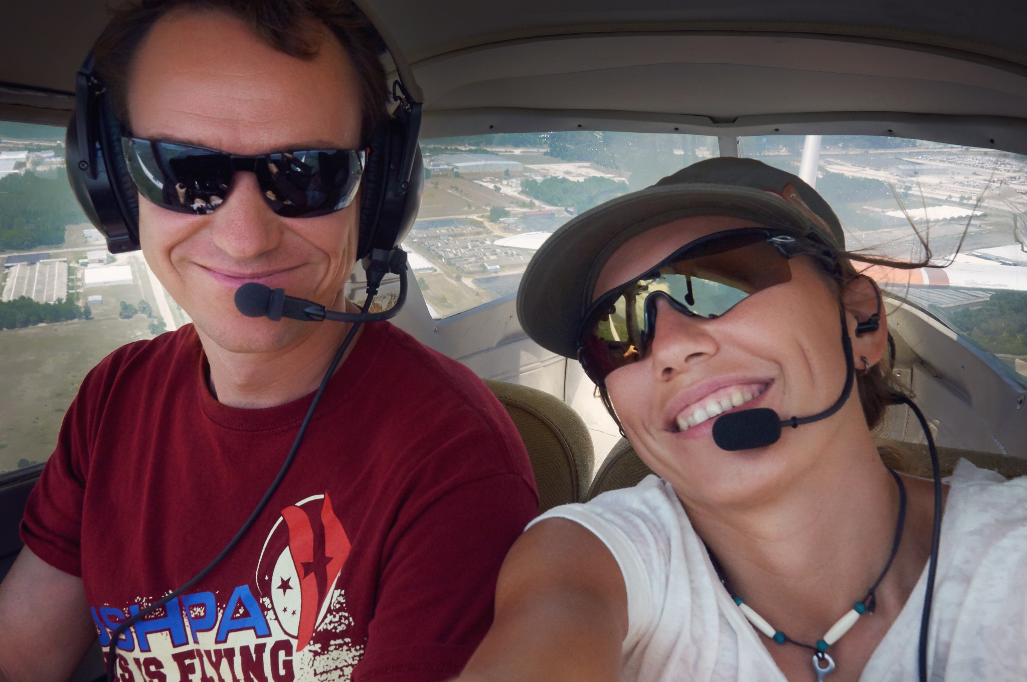 How we became private pilots in the United States. Pt.1 - Как мы учились в США на частных пилотов. Часть 1