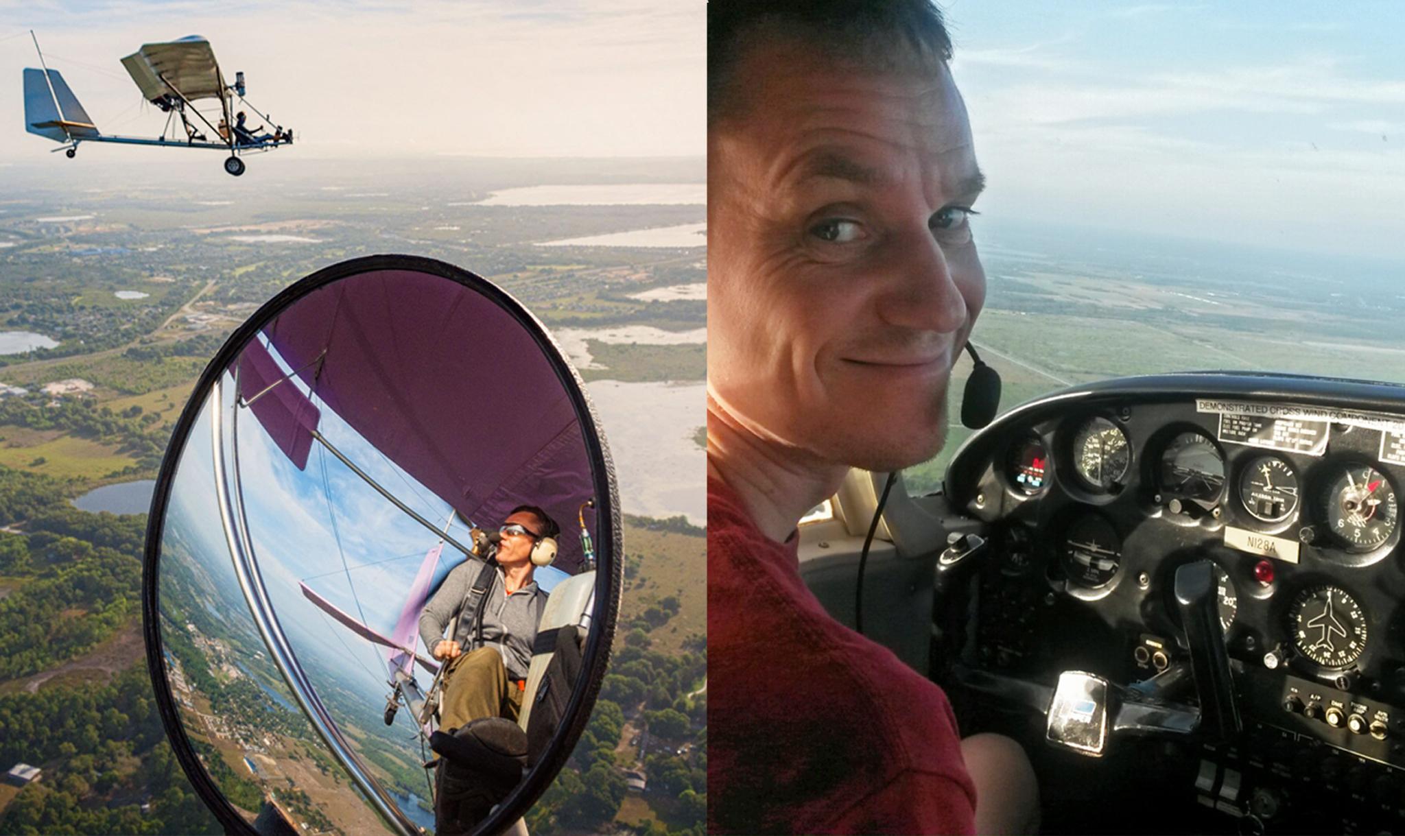 How we became private pilots in the United States. Pt.2 - Как мы учились в США на частных пилотов. Часть 2