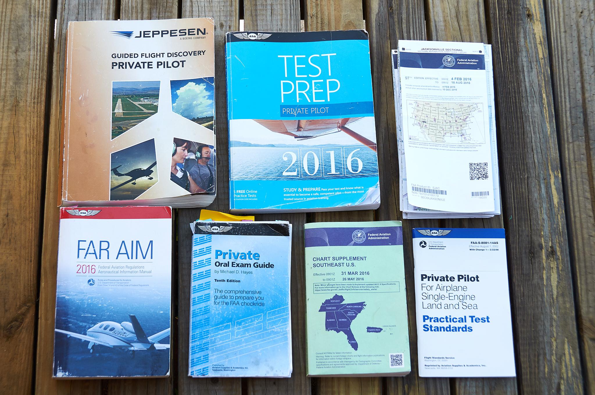 The books we used in our preparation ~ Книги, которые мы использовали в нашей подготовке
