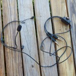 A simple headset we used ~ Наша простая гарнитура