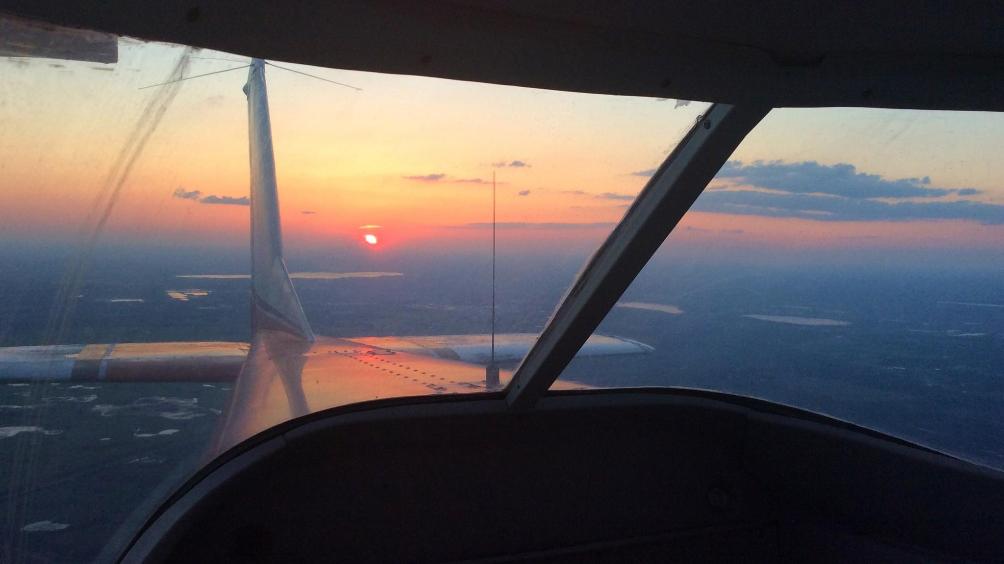 Up next; all about flight training ~ О лётной подготовке в следующей части
