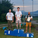 2 — Vladimir Sokolov, 1 — Andrey Solomykin, 3 — Sergey Lagun