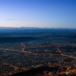 Yutsa, Elbrus and the Caucasus mountains ~ Юца, Эльбрус и Кавказский хребет