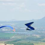 Andrey, Gecko, paragliders, Pyatigorsk ~ Андрей, Гекко, парапланы, Пятигорск