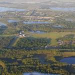 Quest/Wilotree Park; my favorite grass runway ~ Мой любимый травяной аэродромчик Квест/Вилотри