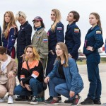 All-Russian meeting of female pilots ~ Сбор девушек-пилотов