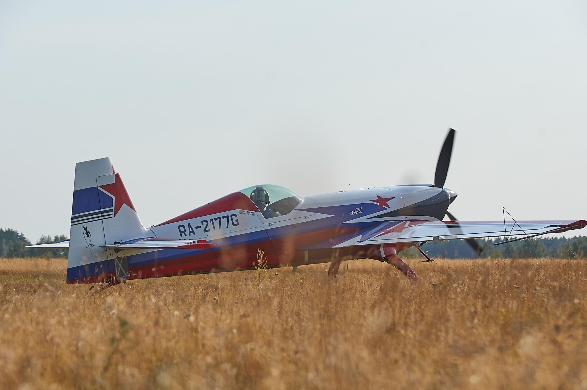 Notes about aerobatic airplane competitions - Заметки о самолётных соревнованиях
