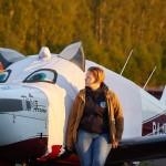 At the Aerobatic Moscow Cup in Bolshoye Gryzlovo ~ На пилотажном Кубке Москвы в Большом Грызлово