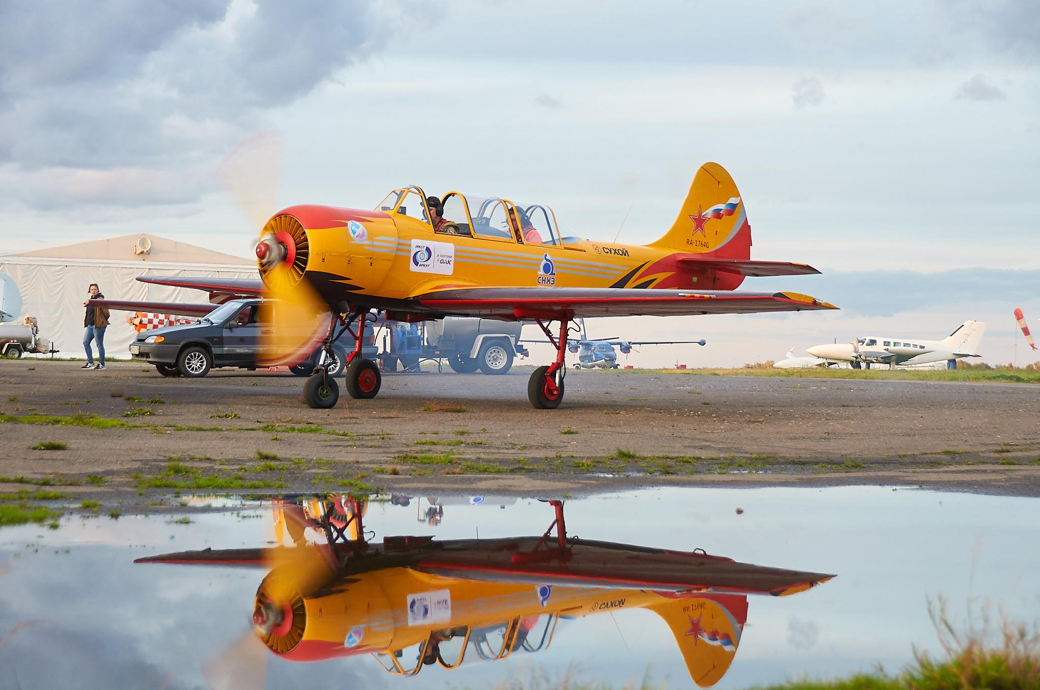 Aerobatic events - Пилотажные мероприятия