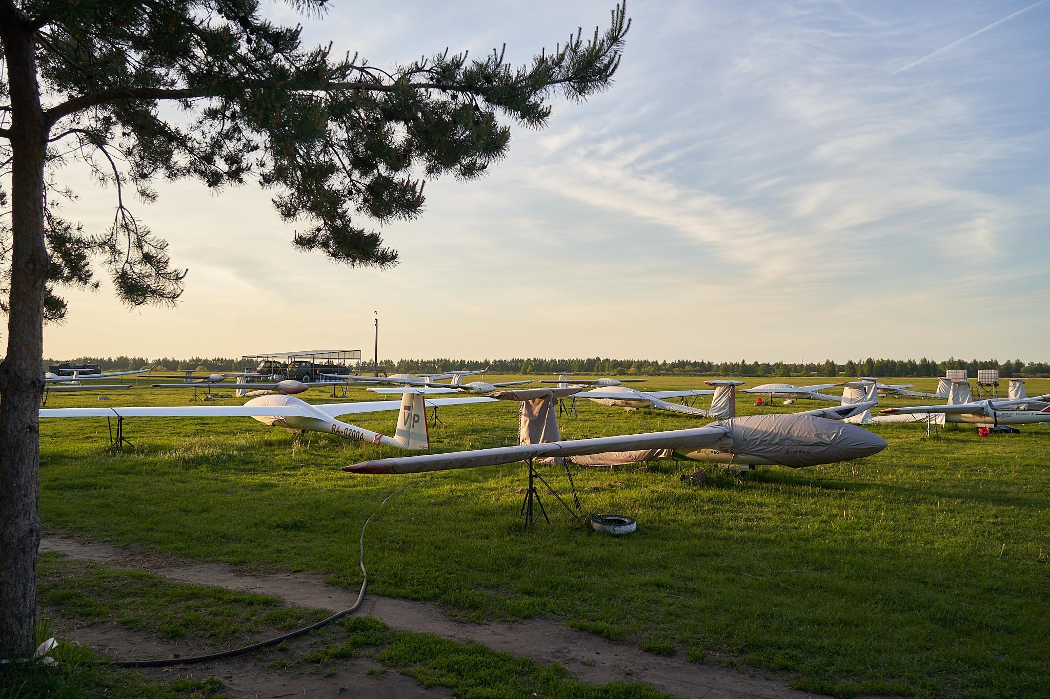 Aerobatics competition in Usman, p.2 - Пилотажные соревнования в Усмани, ч.2